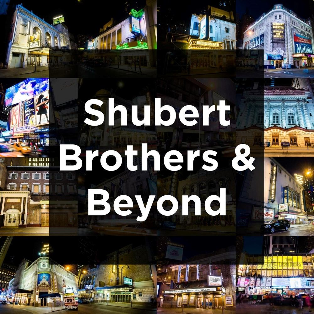 Shubert Bros & Beyond Virtual Tour -Jan 14