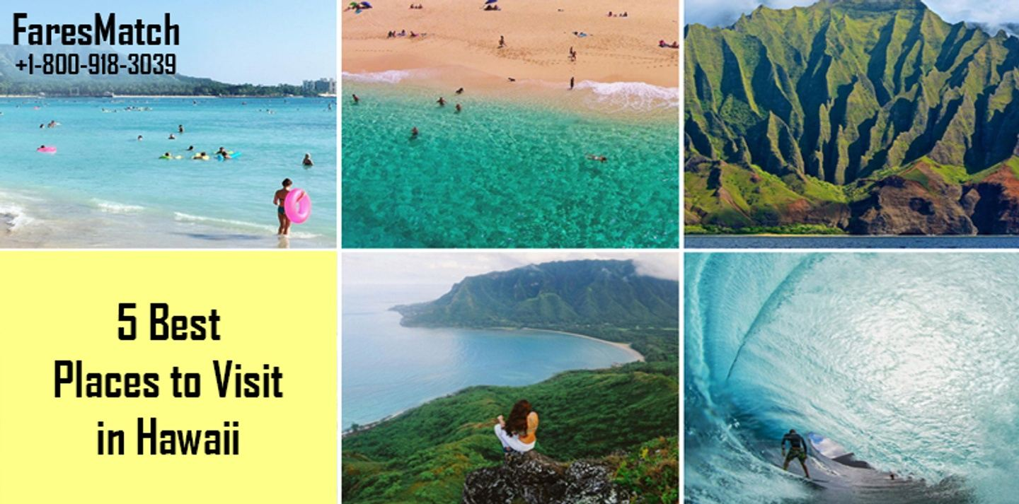 5 Best Places to Visit in Hawaii