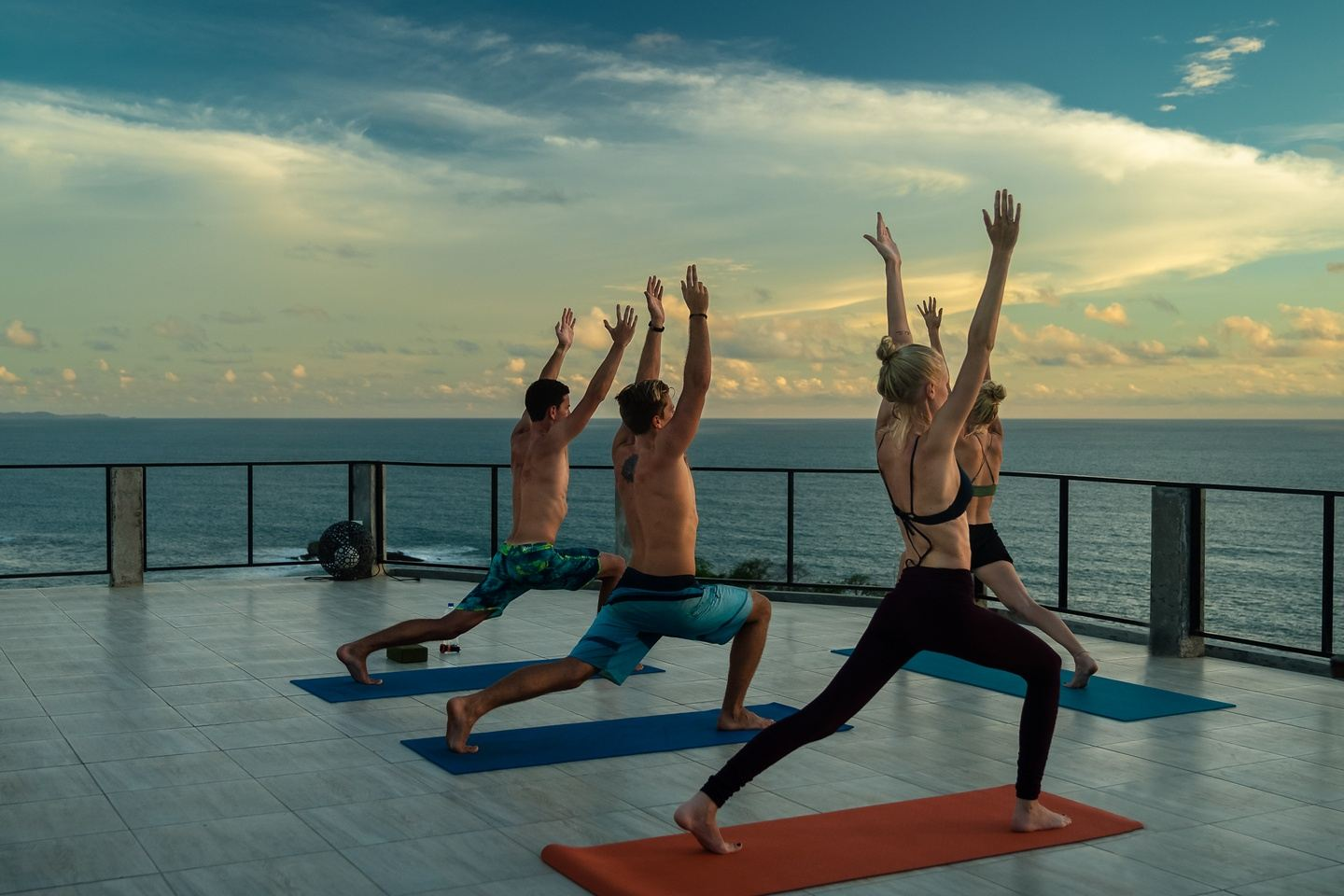 7 Days Rejuvenating Yoga & Surf in Paradise Playa Maderas