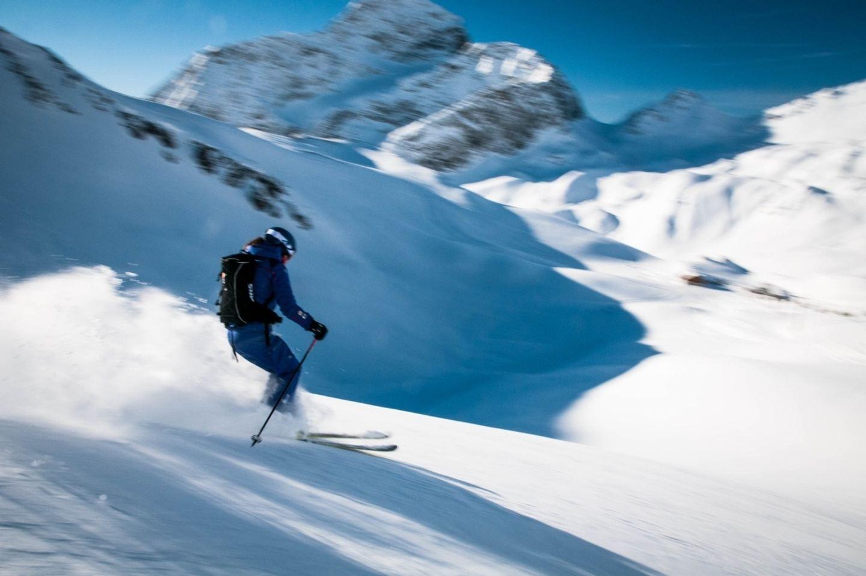 Women's skitouring Camp