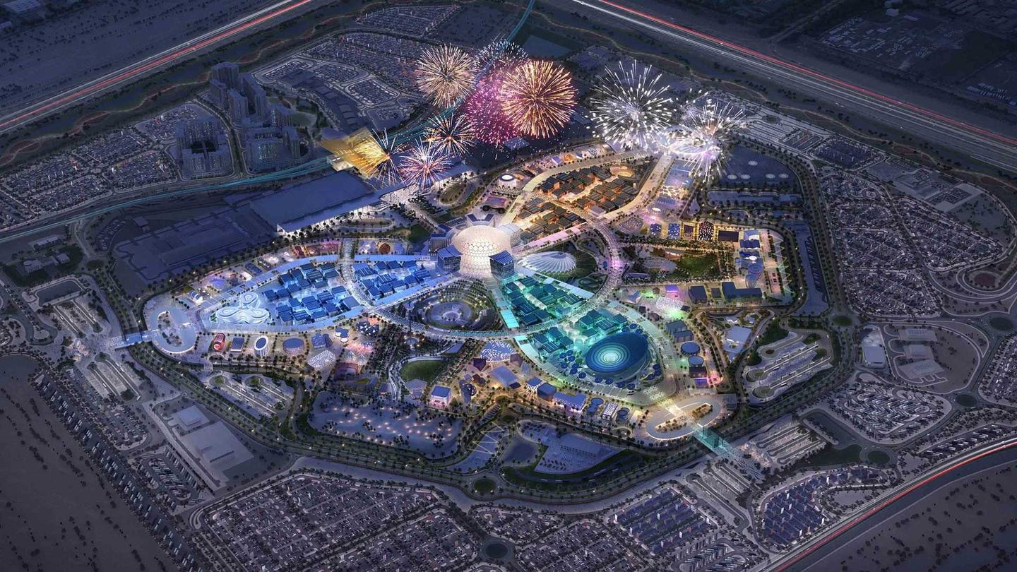 Dubai 2021 - World Expo 2020