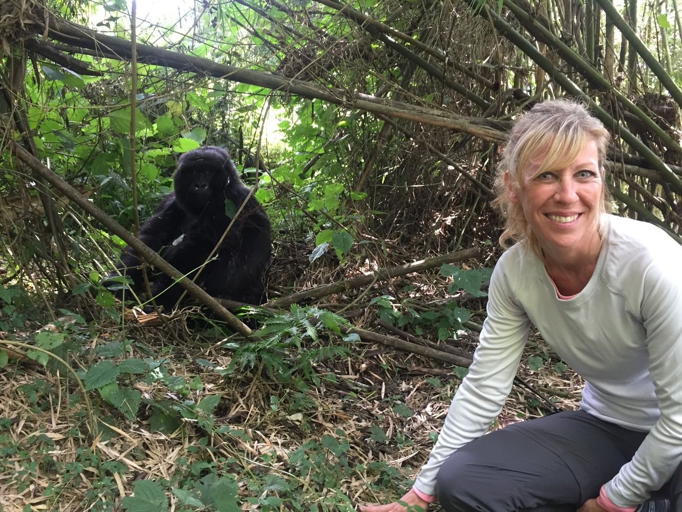 All-Inclusive Luxury Rwanda, with Colleen Patrick-Goudreau - 2021