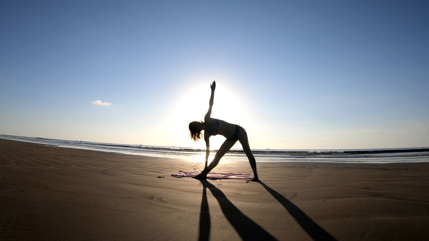 Yoga and kite - 7 days of body and mind transformation