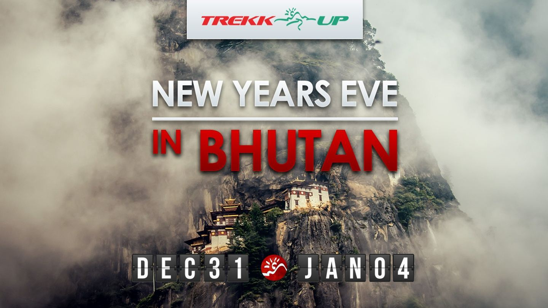 New Years Eve in Bhutan!