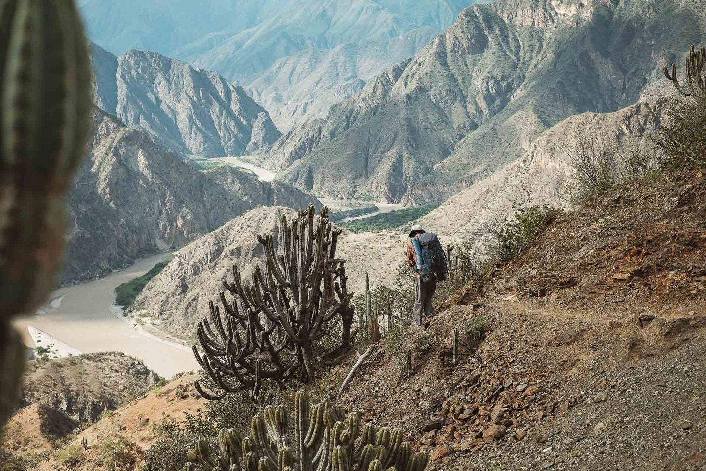The Marañón Peru - Grow with the Flow