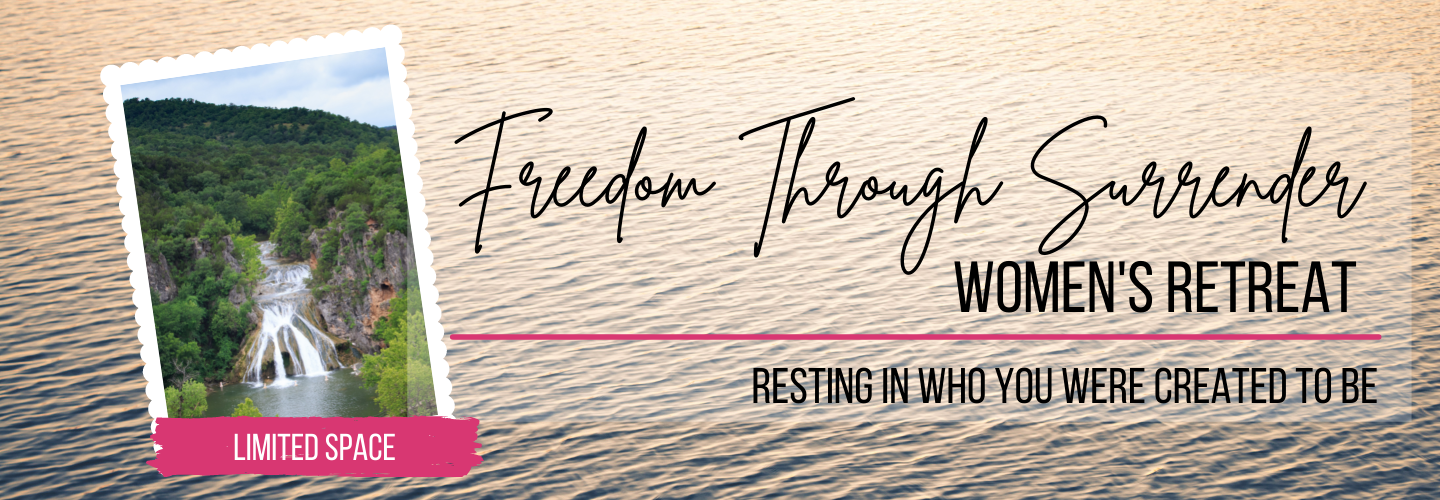 Freedom Through Surrender: Resting in Who You Were Created to Be