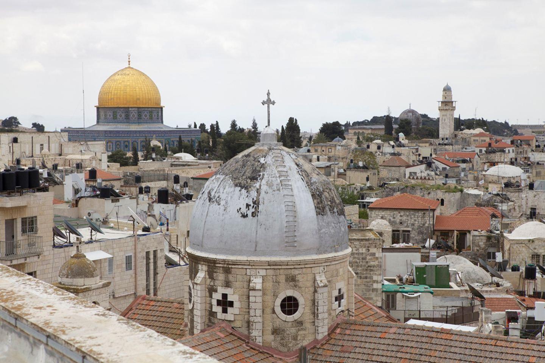 Jerusalem Old City Political Tour
