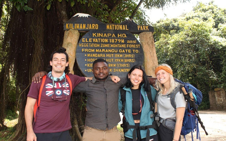 KILIMANJARO 5 DAYS IN MARANGU ROUTE