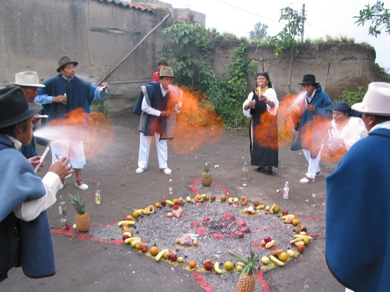 New Years in Ecuador: Indigenous and Environmental Justice