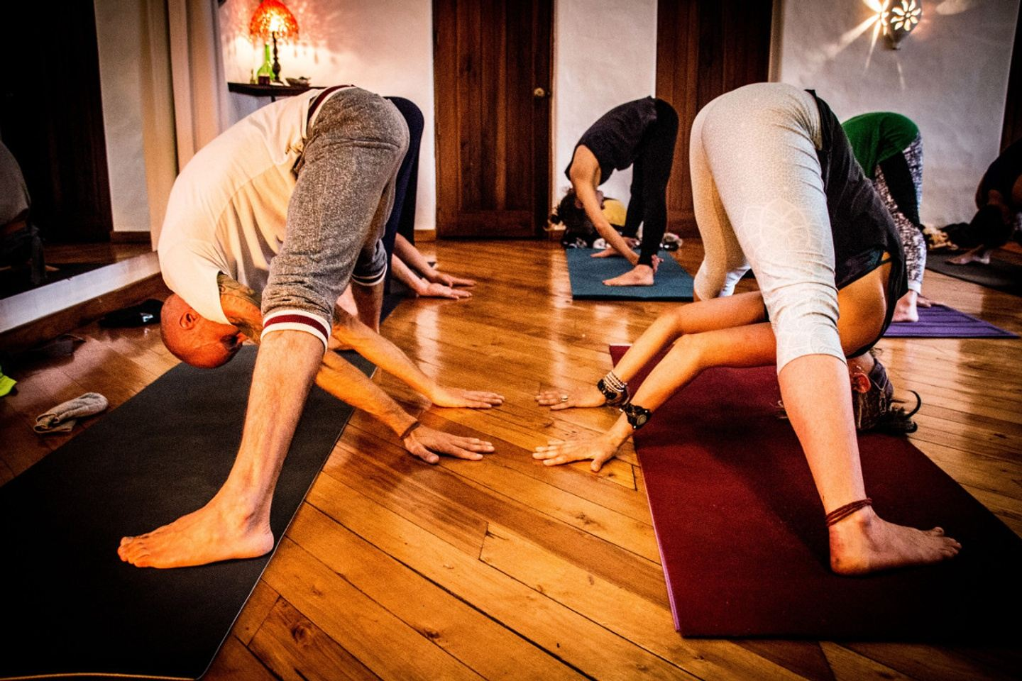 KERRY Payment plan: 28 days 200hrs Tantra Yoga Shamanism TT in Ecuador