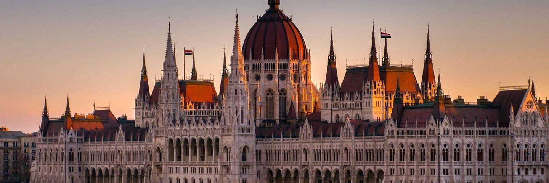 Danube journey around Budapest
