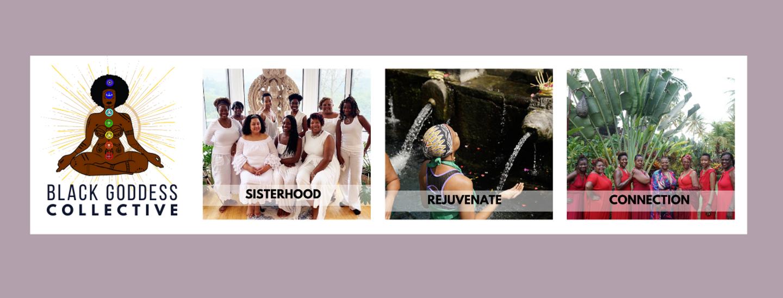 Black Goddess Feminine Power New Years Retreat