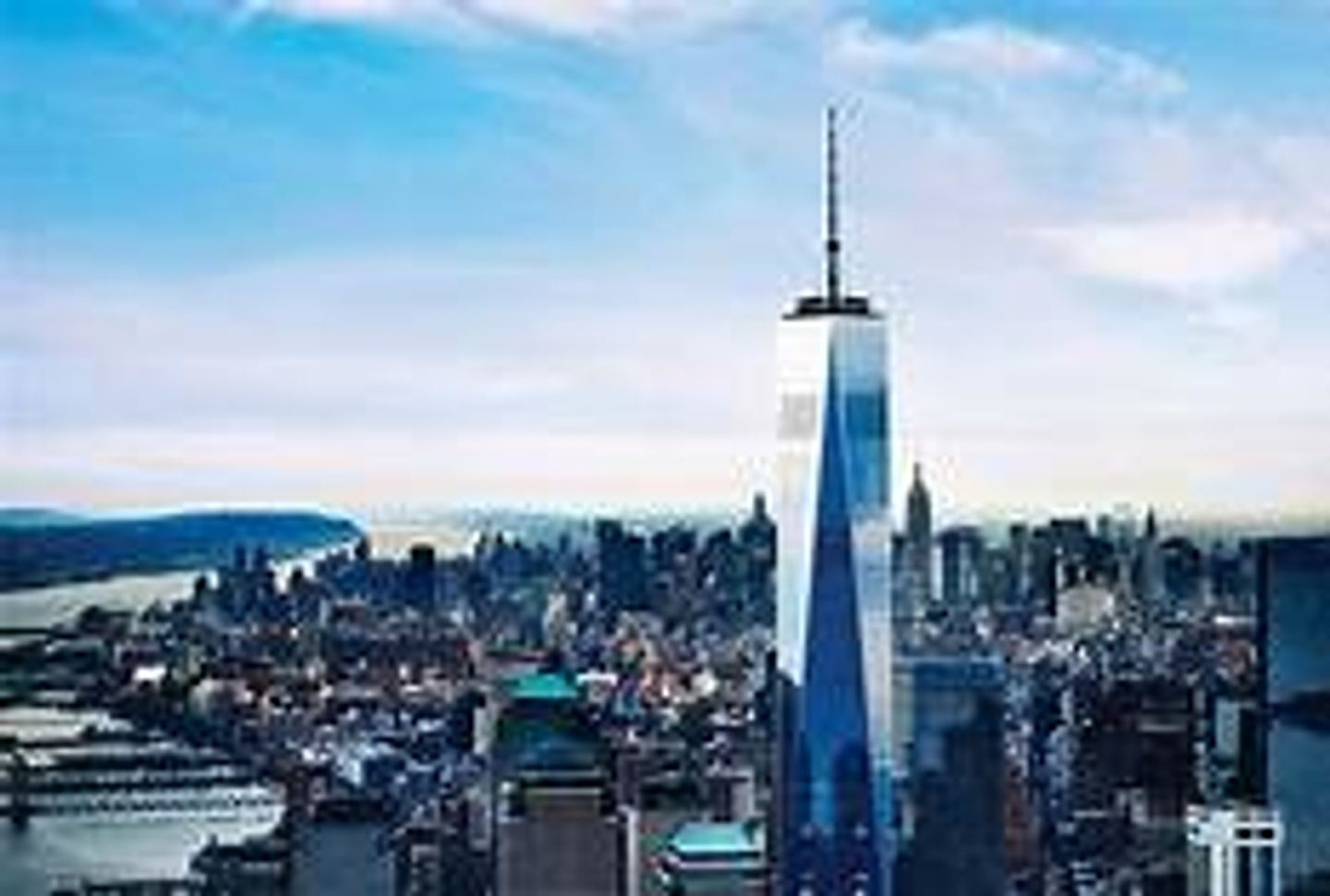 ONE WORLD OBSERVATORY AND EATALY