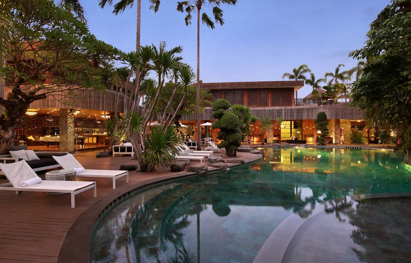 Bali - Seminyak Awesome 7 Days Paradise Fitness Escape