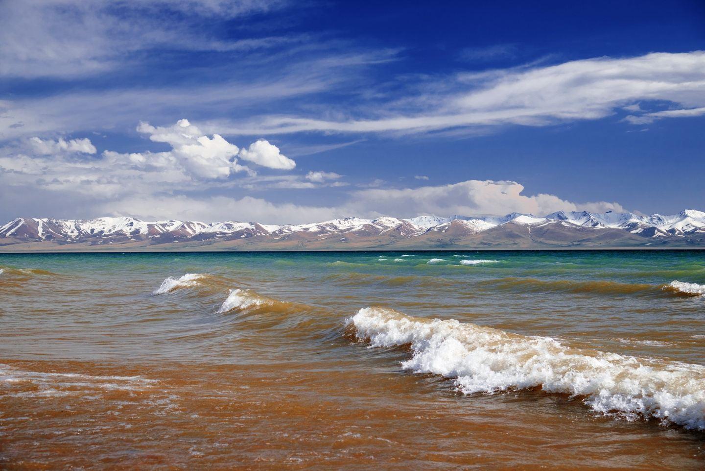 Song Kol and South Shore of Issyk Kul Lake
