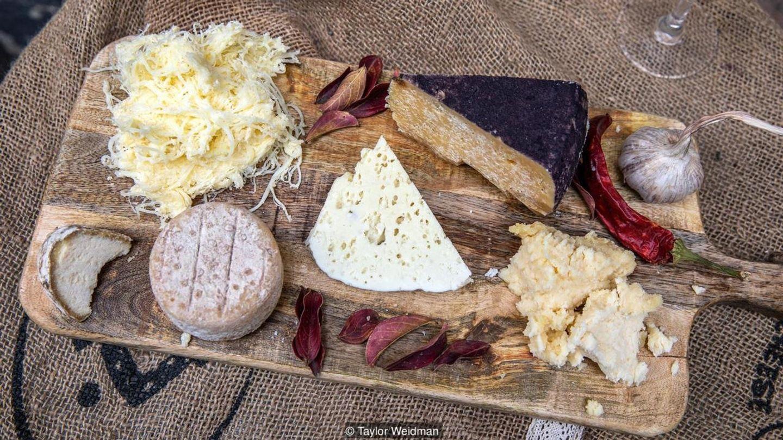 Georgia: Food, Wine & Song
