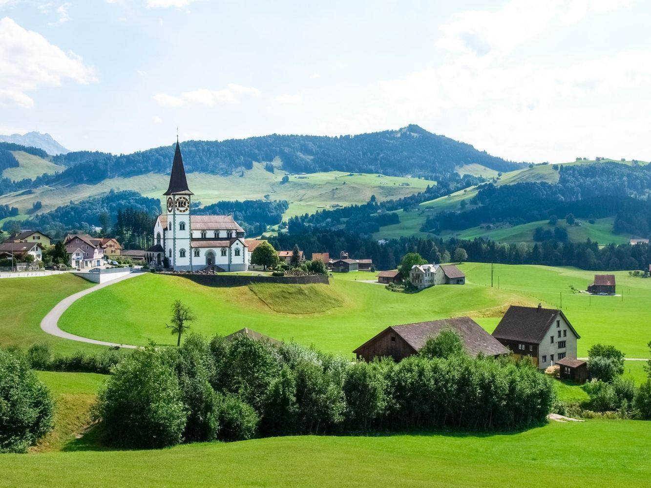 Epic Swiss Trip