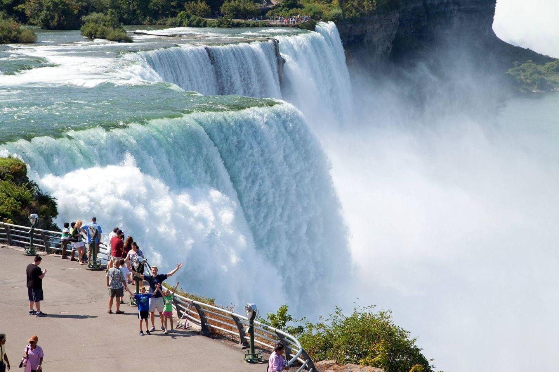 The Charming Niagara Falls