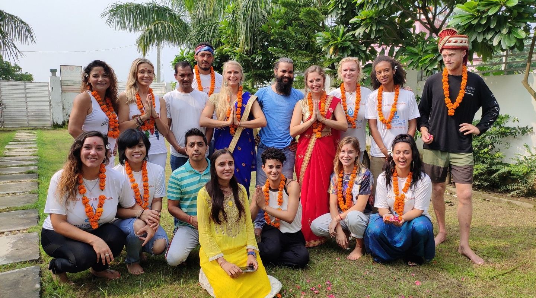 200 Hours Yoga Teacher Training-Ashtanga, Hatha, Yin, Aerial, Ayurveda