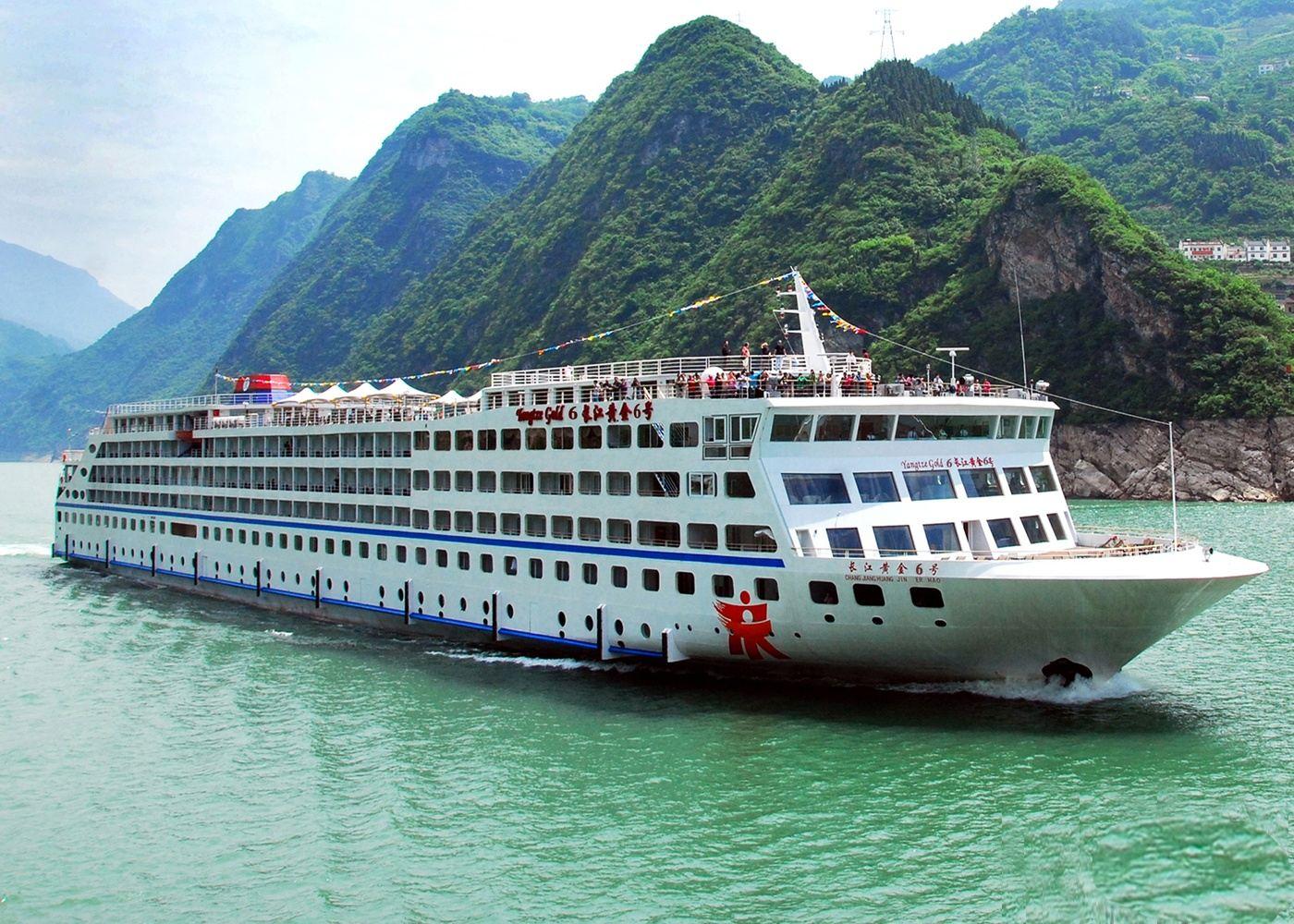Facebook Promo 10 Days Yangtze River Cruise Tour