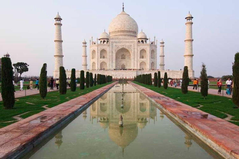Lets Visit Taj Mahal