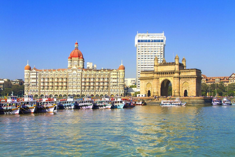 Naar de Mumbai