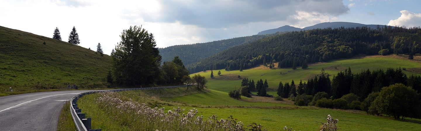 Road Cycling Ride from Bratislava to Kosice - 600 km