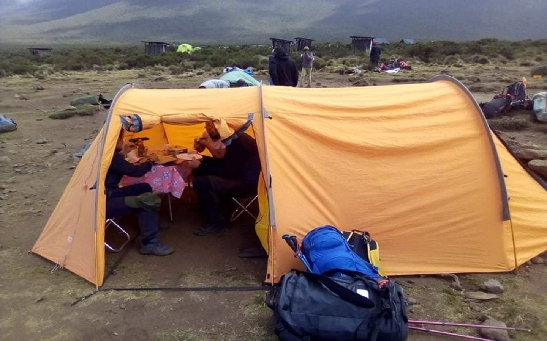 7DAYS KILIMANJARO HIKING/CLIMBING VIA LEMOSHO ROUTE