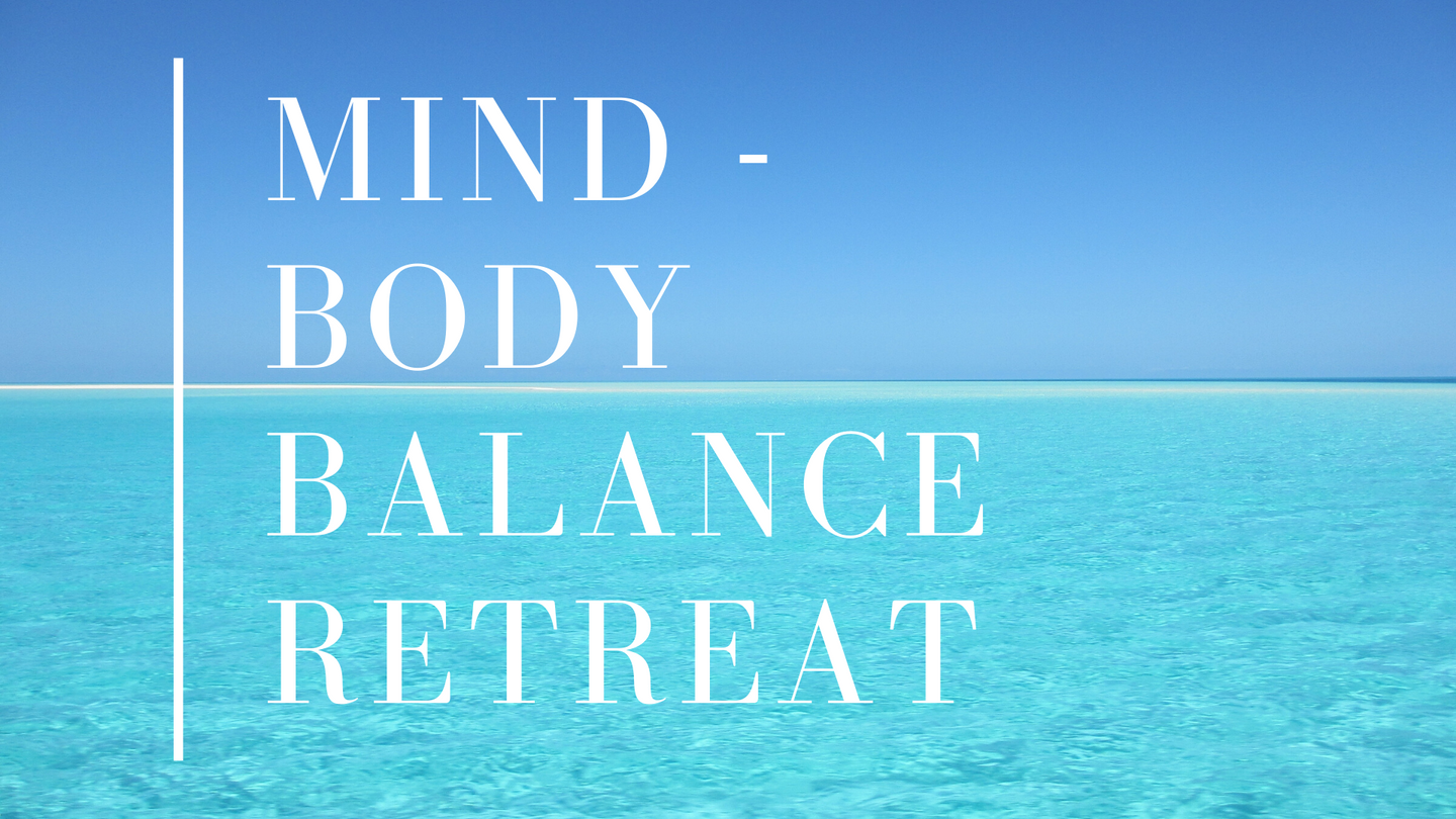 Taipei Mind Body Balance Retreat