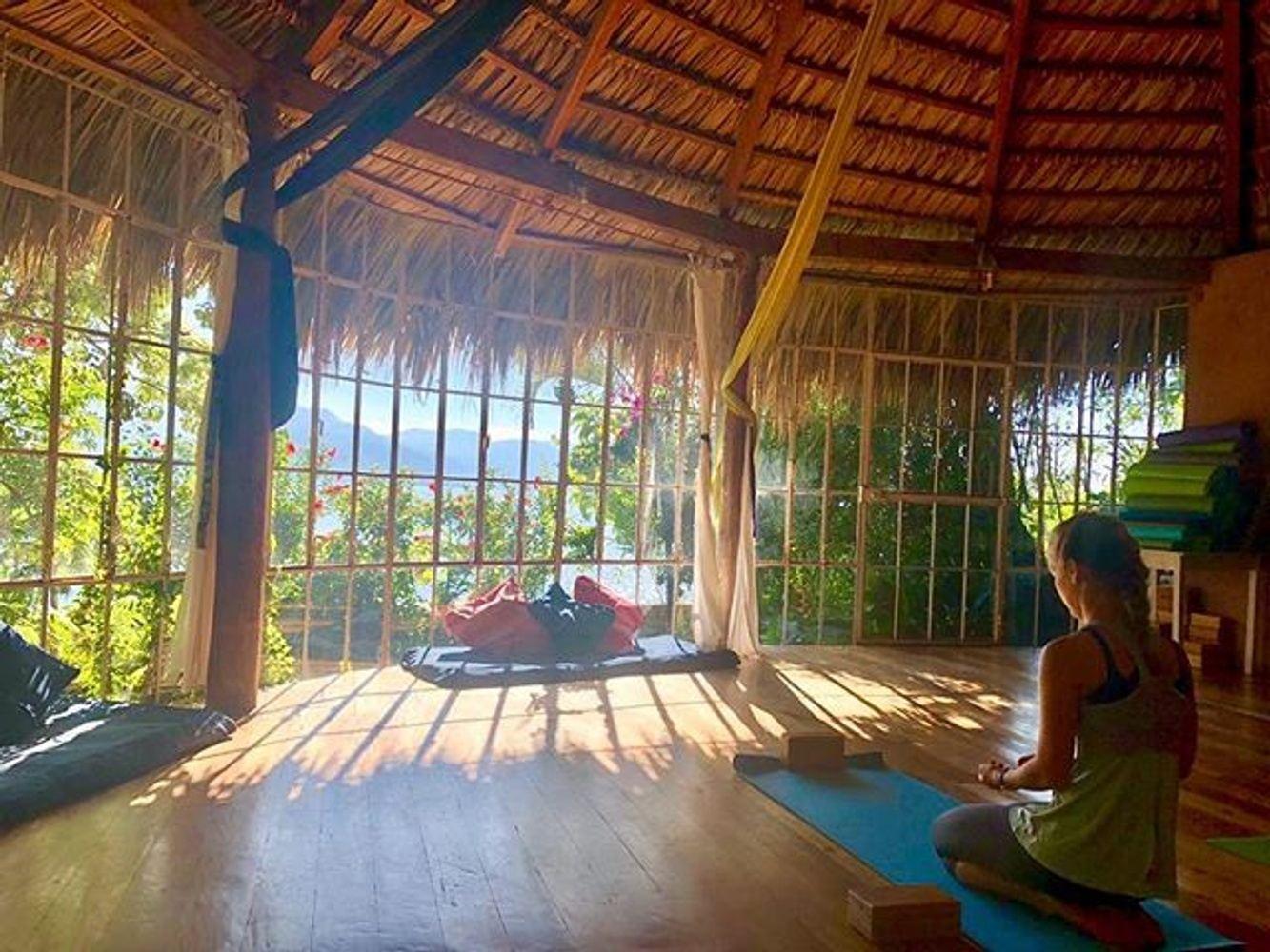 Personal Yoga Retreat at Lake Atitlán, Guatemala