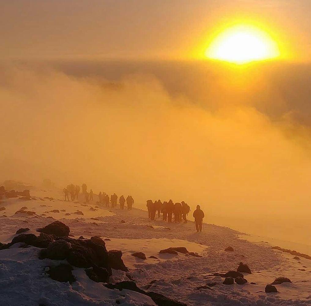 Mount kilimanjaro 6days hike