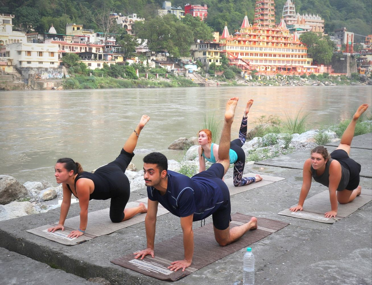 Meditation and Yoga Retreat in Rishikesh
