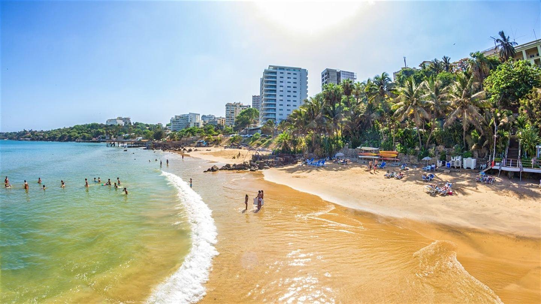 West Africa Travel series -                  Summer in Senegal