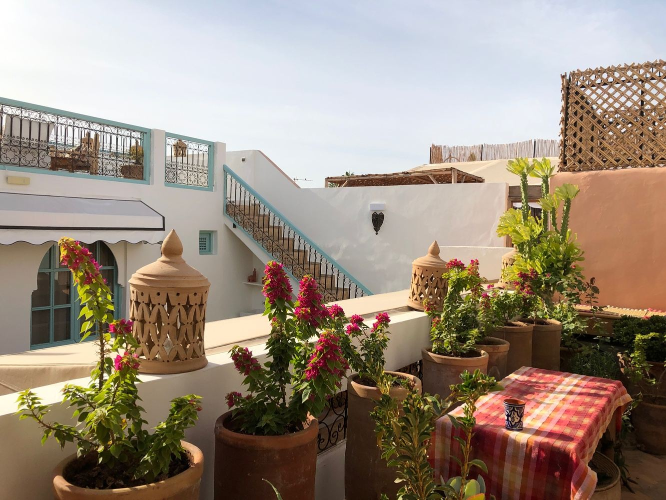 The Colors of Morocco, A Hand Dyeing and Artist Travel Journal Retreat