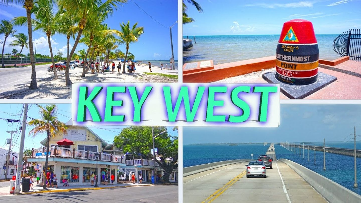 Start Spring Off Right In Key West