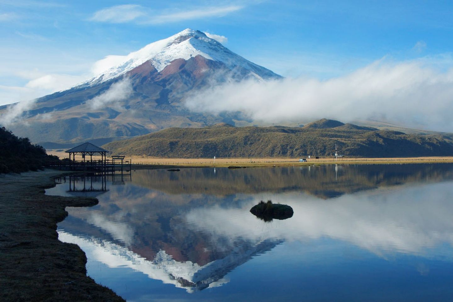 COTOPAXI - DAY TRIP