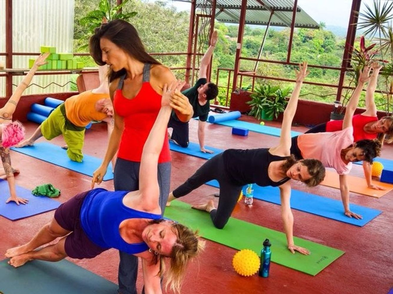 32 Days 200-Hour Intensive Yoga Teacher and Business Training - Costa Rica