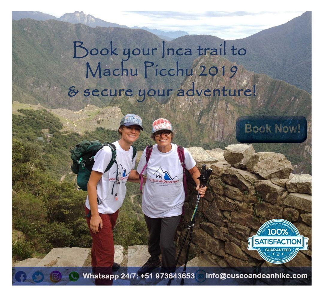 Classic Inca Trail to Machu Picchu 4D -3N know the inca history