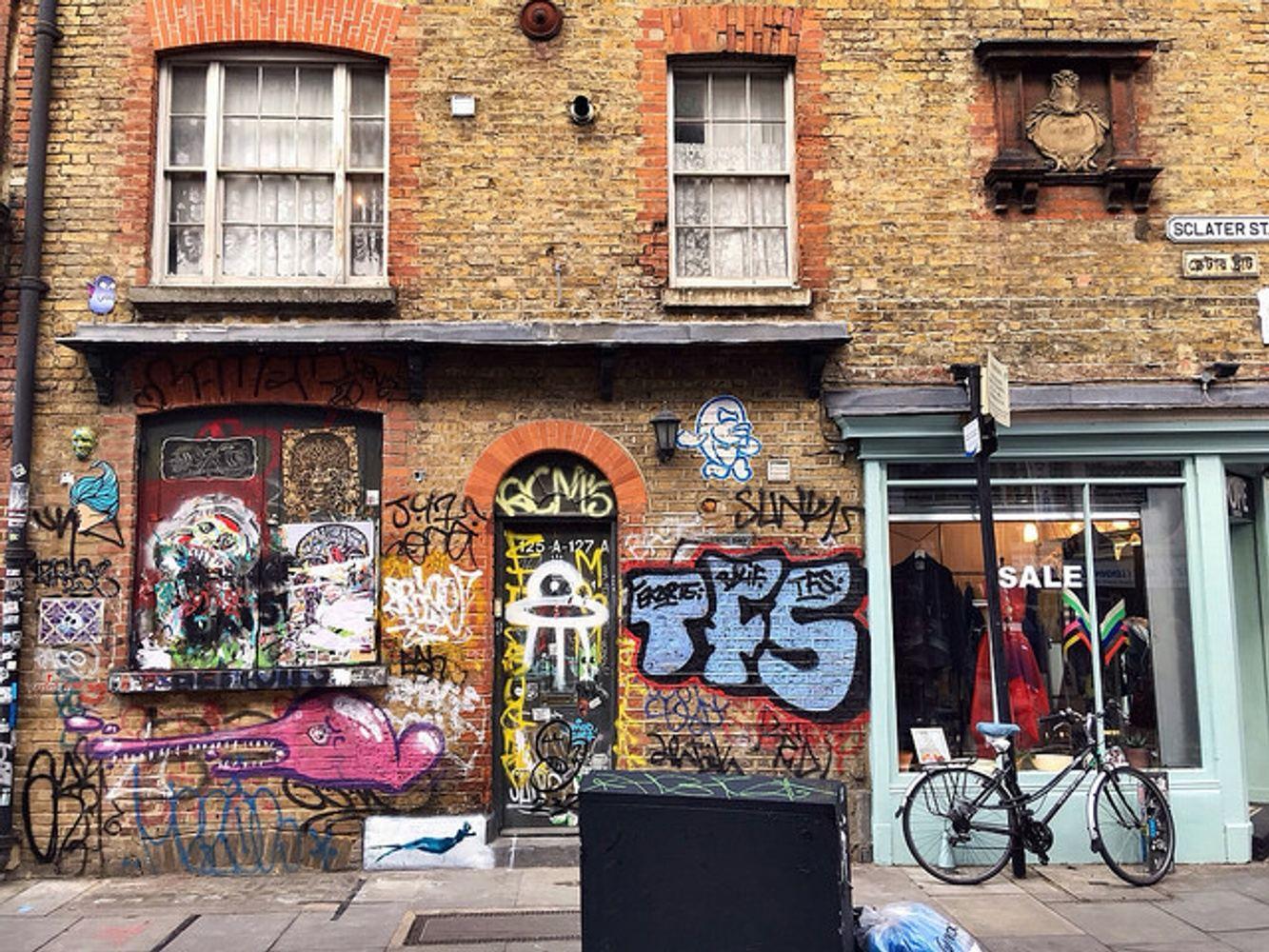 London off the beaten path