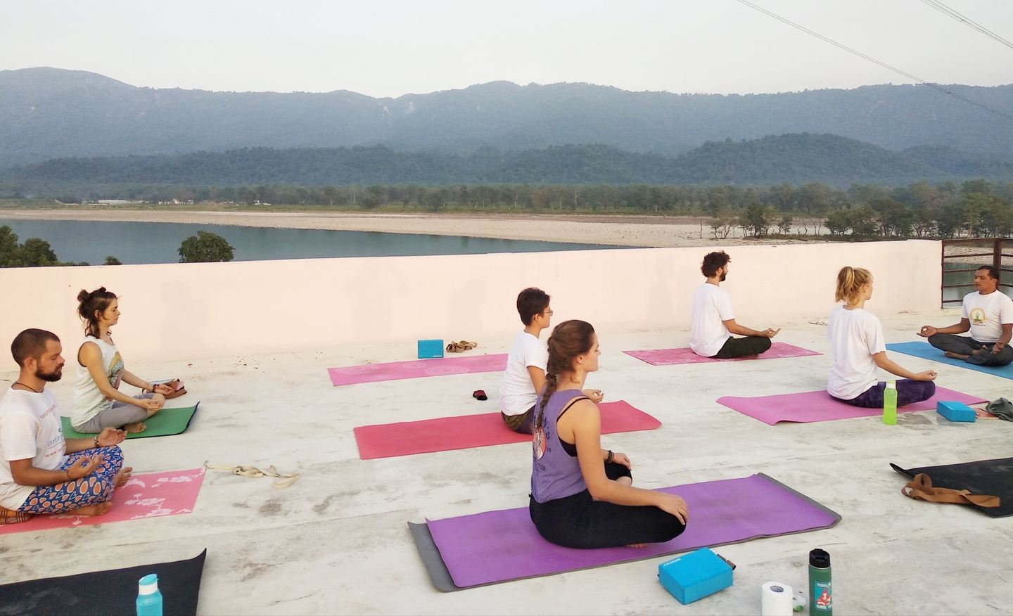 07 Aug, 200 Hr Yoga Teacher Training-Aerial, Ashtanga, Hatha, Ayurveda in  Rishikesh, India