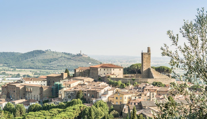 Yoga, Mindfulness & Wine in Tuscany