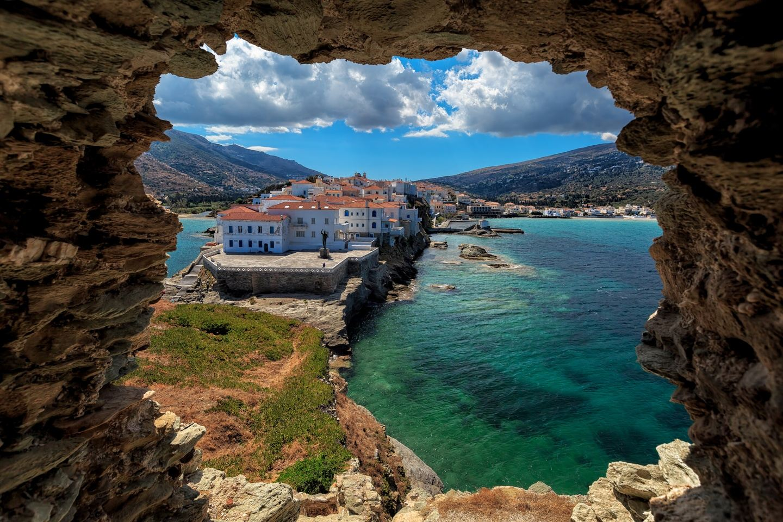 Release & ReAlign Greek Island Retreat (trip #1)