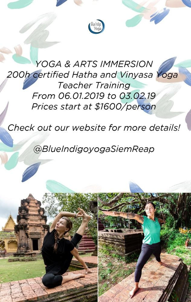 Yoga arts and Immersion