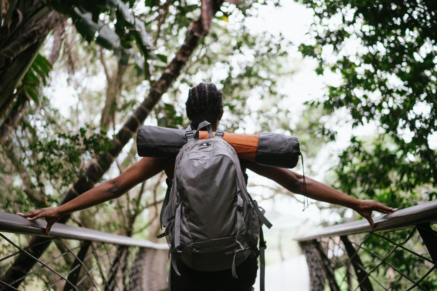 LAAF Travels beginner's backpacking course