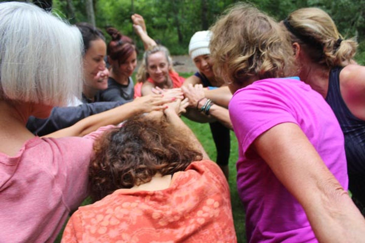 2020 Session 3 7th Annual Back To Nature Women S Yoga Retreat In Oregon