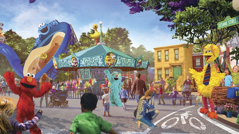 Sesame Street Place 2020