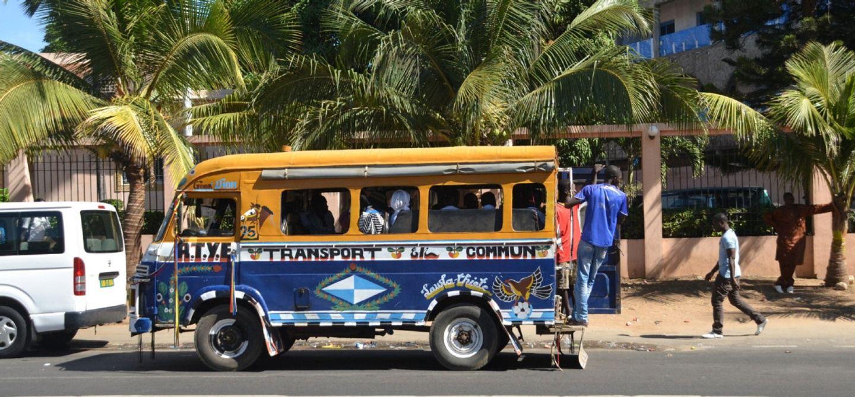 Senegal trek