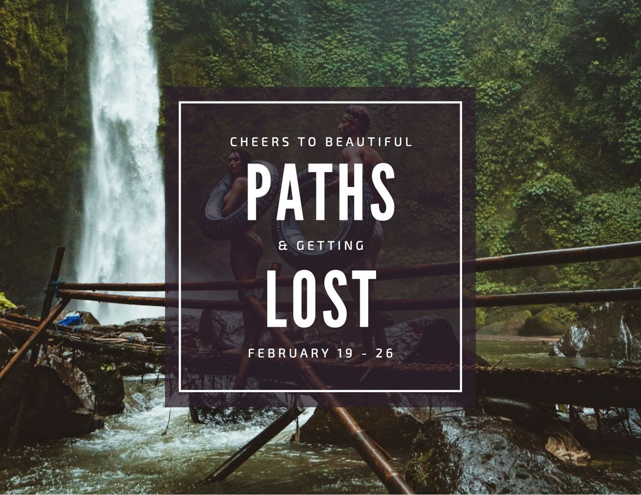 Beautiful Paths & Getting Lost