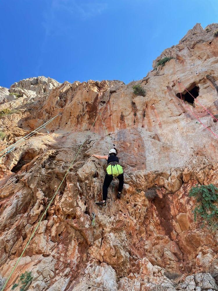 Yoga & Rock Climbing in San Vito Lo Capo, Trapani Sicily