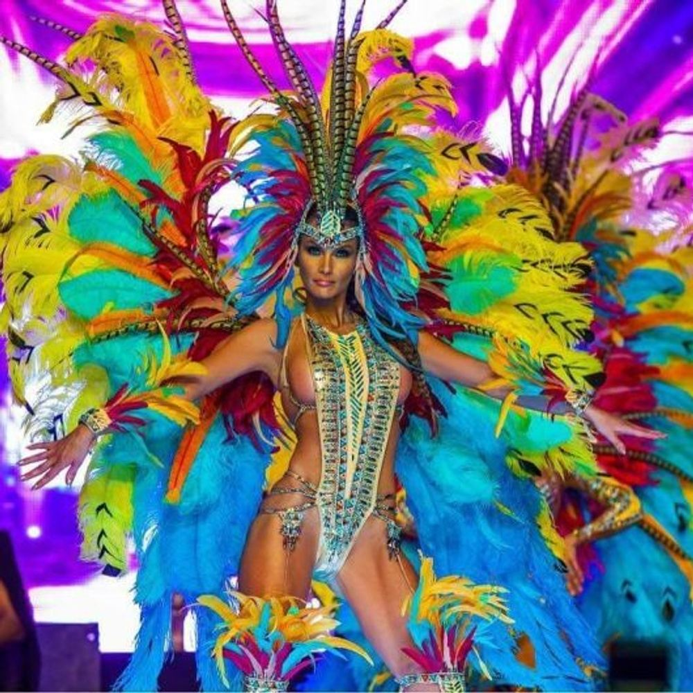 Trinidad Carnival 2020 with Audacious Tours